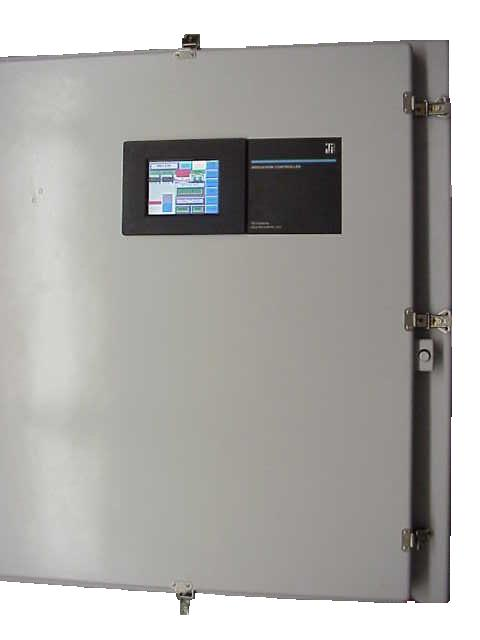 Sprinkler Control Panel : Tei drip irrigation control panel